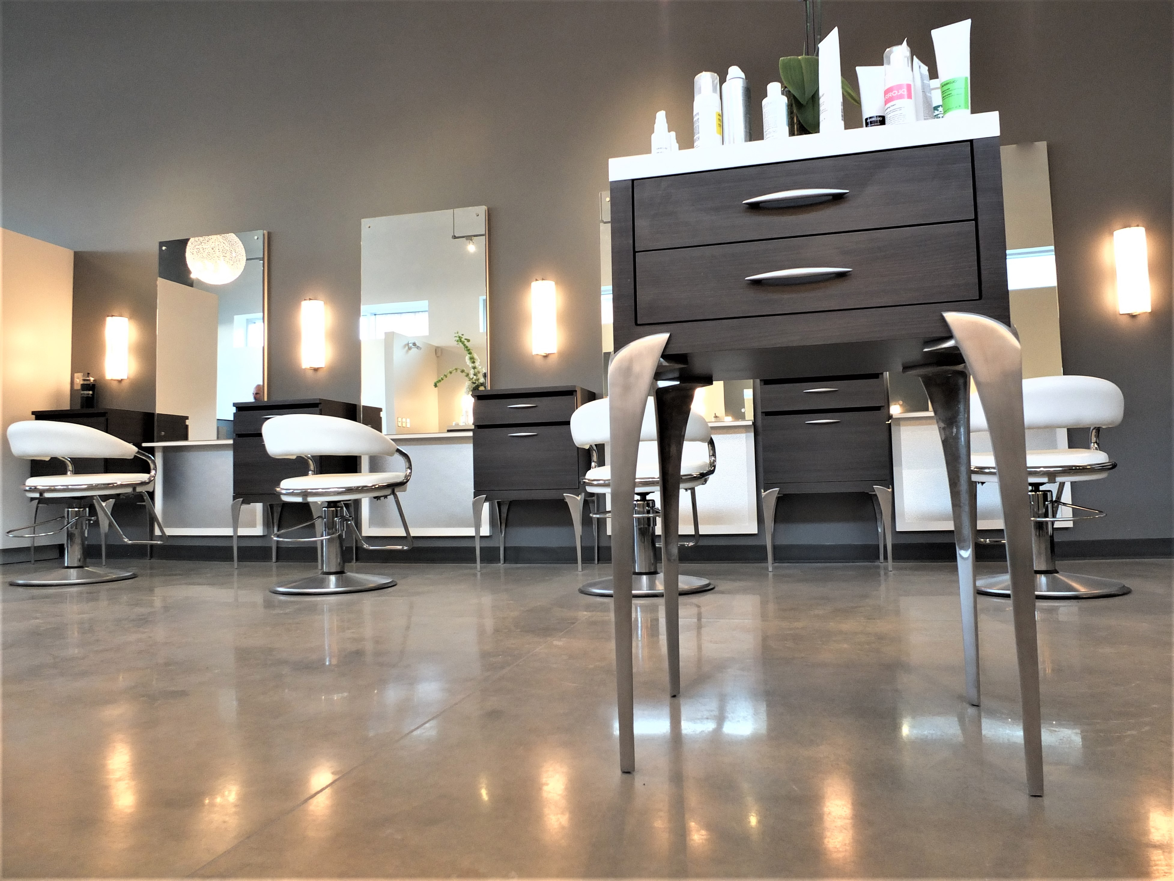 Element Hair Studio Project Image